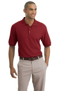 Nike Golf 193581 Pique Knit Polo
