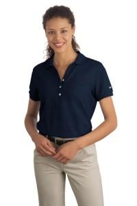 Nike Golf 297995 Ladies Pique Knit Polo