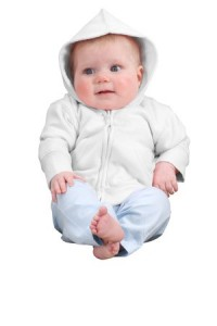 Precious Cargo® CAR11 Infant Full Zip Hoodie