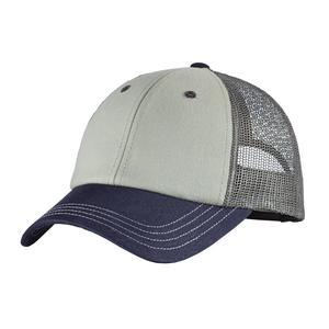 District® DT616 Tri-Tone Mesh Back Cap