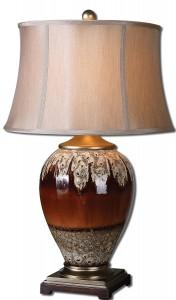 Uttermost 27450 Alluvioni Table Lamp