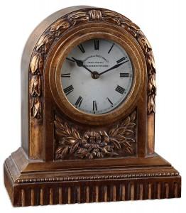 Uttermost 06087 Cremera Mantel Clock
