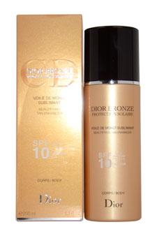 Christian DiorDior Bronze Protection Solaire Tan Enhancer SPF10 for Body Tanner