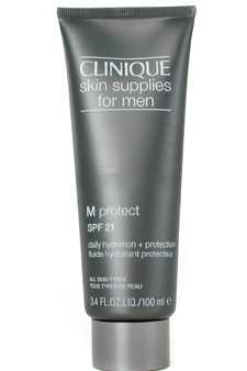 Clinique Skin Supplies For Men:M Protect SPF 21 Skin Care For Unisex