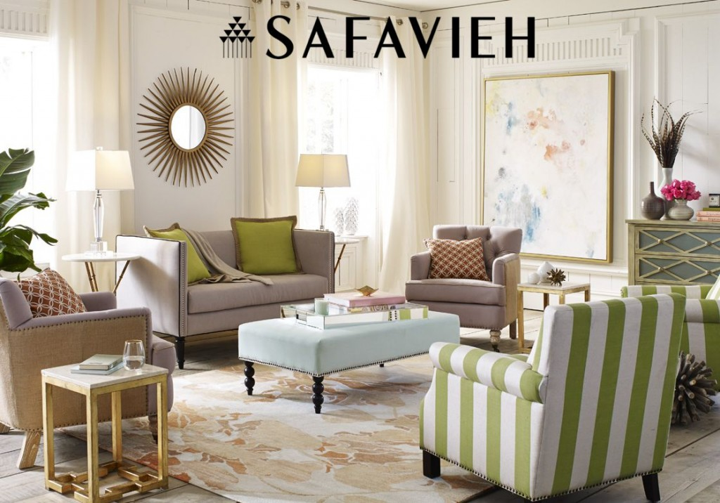 Say Hello To Our Newest Home Decor - Safavieh