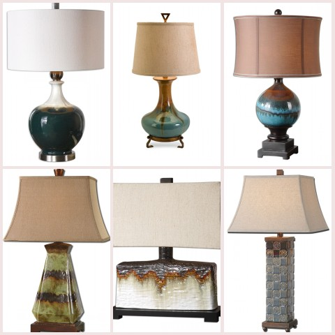 Different Base Table Lamps: It's Up to You! | Welcome to NyFifth