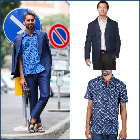 Sharp Meets Gorgeous 3 Men S Blazer Look From Street