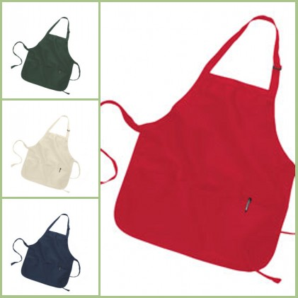 Q-Tees of California - Q4250 Med Length Apron 3 Compartment from nyfifth.com