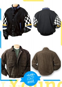 nyfifth-burks-bay-mens-suede-bomber-full-zip-wool-leather-checkered-racing-jackets
