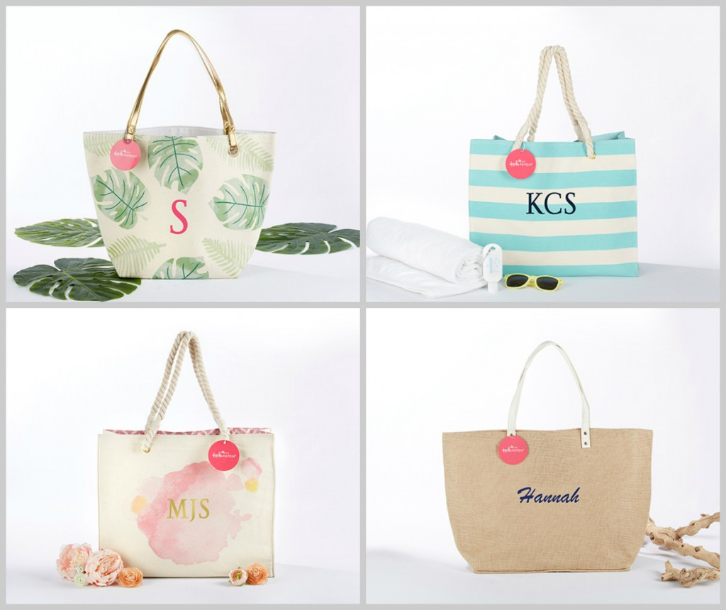 Tote Bags for Bridesmaids from HotRef.com