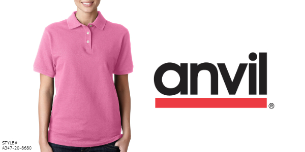 Anvil-Womens-Polo-from-NYFifth