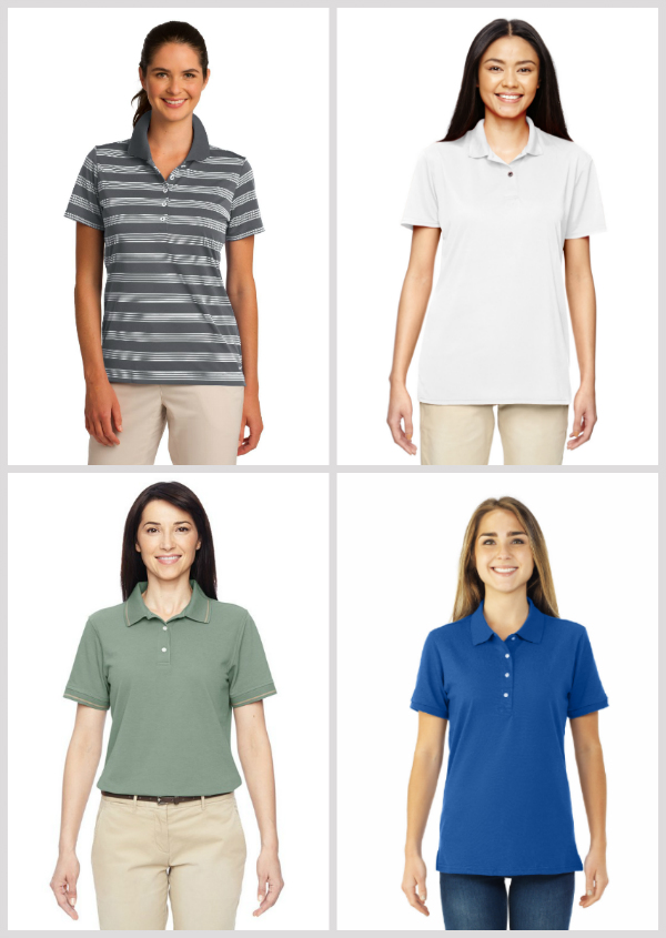 Popular Polo Shirts for Women from 6 Popular Brands from NYFifth