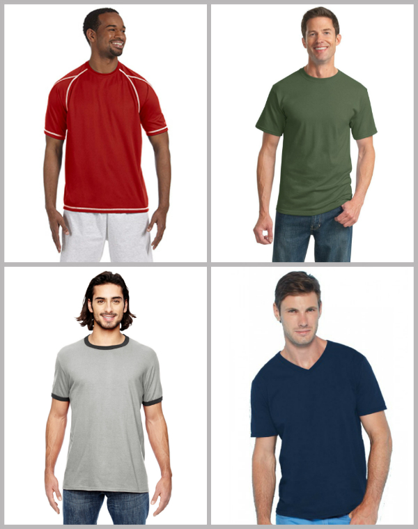 Popular Summer T-Shirts for Men from NYFifth