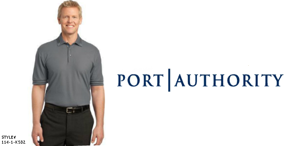 Port Authority Men's Polo from NYFifth