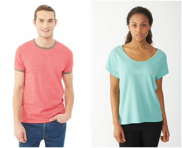 Alternative Eco-Friendly Shirt for Men and Women from NYFifth