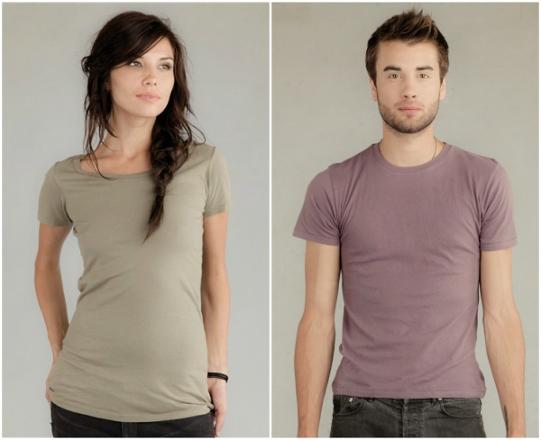 Alternative Organic Shirt for Men and Women from NYFifth