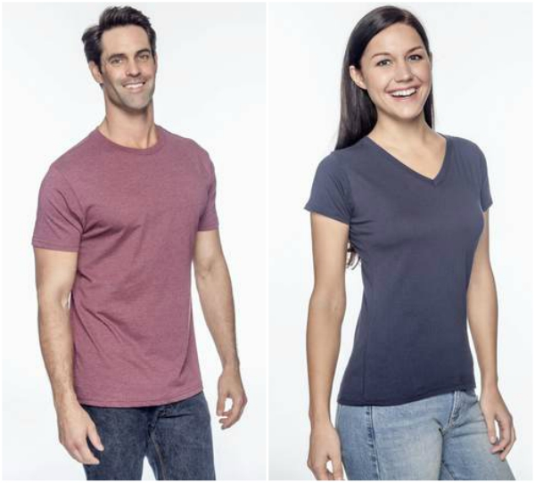 Econscious Organic Shirt for Men and Women from NYFifth