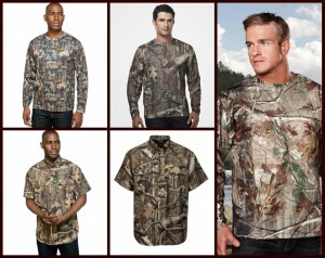 Tri mountain Performance Force Reef Camo