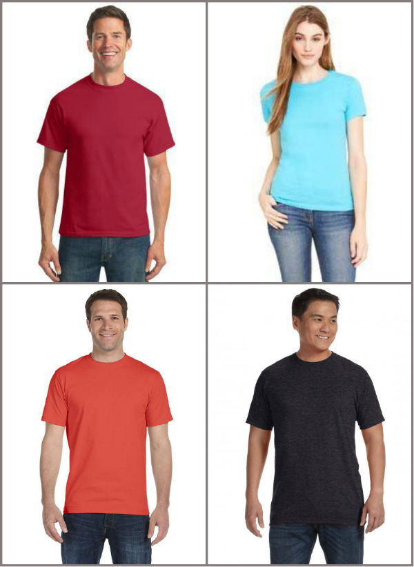 50/50 Blend Shirts from NYfifth