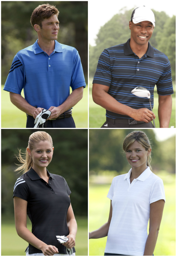 Adidas Golf Apparel from NYFifth