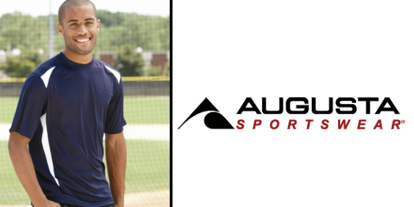 Augusta Sportswear Mens Sports Shirt from NYFifth