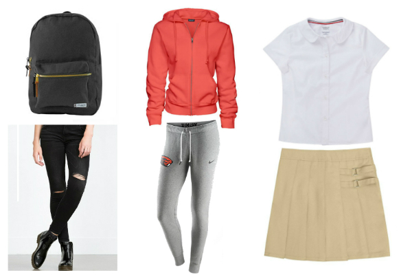 Back to School Fashion from NYFifth