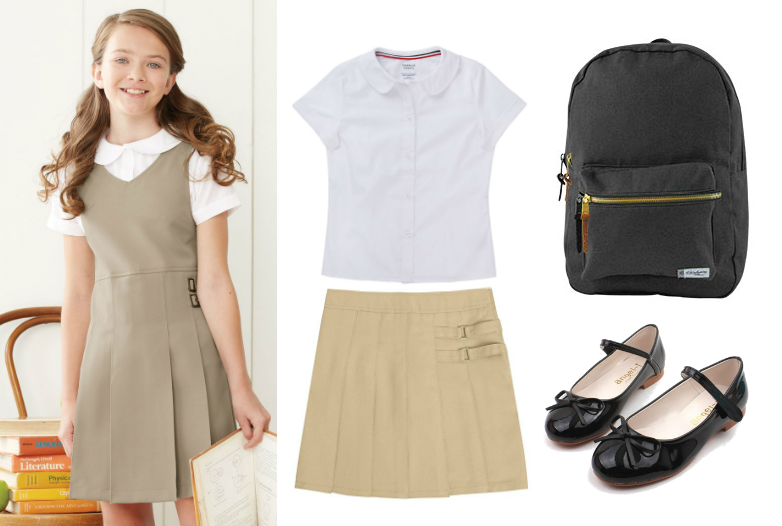 Back to School Uniform Apparel from NYFifth