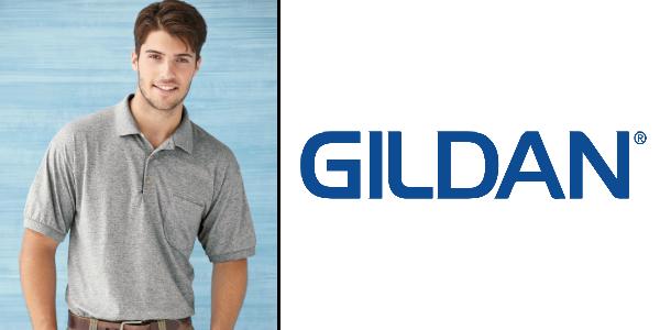 Gildan Mens Sport Shirt from NYFifth