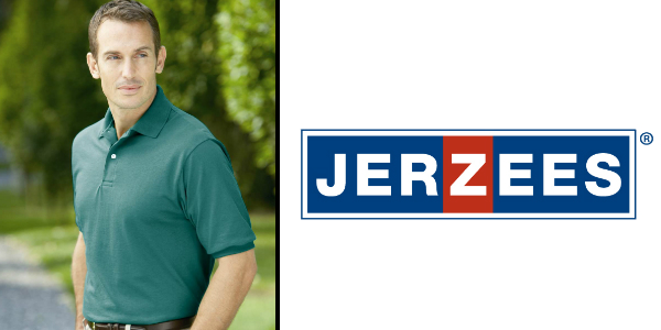 Jerzees Mens Sport Shirt from NYFifth