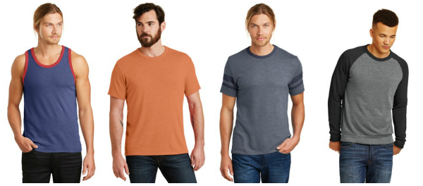 New Mens Alternative Apparel from NYFifth
