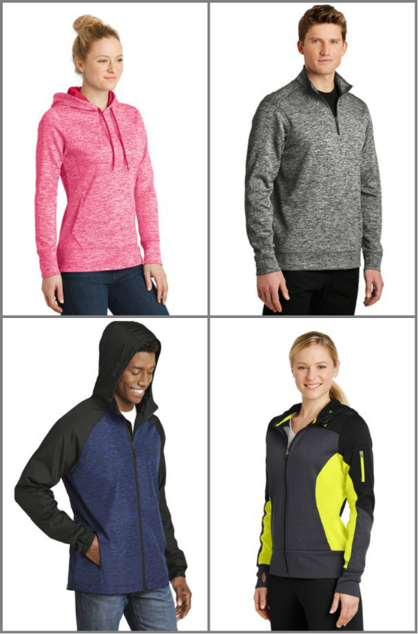 New Outerwear from Sport-Tek at NYFifth