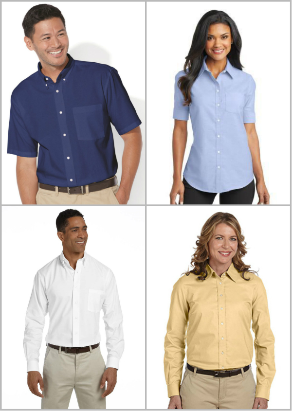 Popular Oxford Shirt for Work from NYFifth