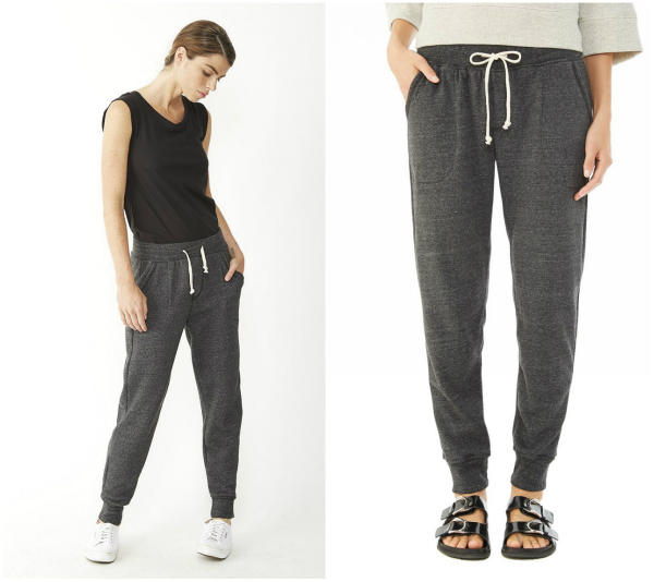 Alternative Eco-Fleece Jogger Pant from NYFifth