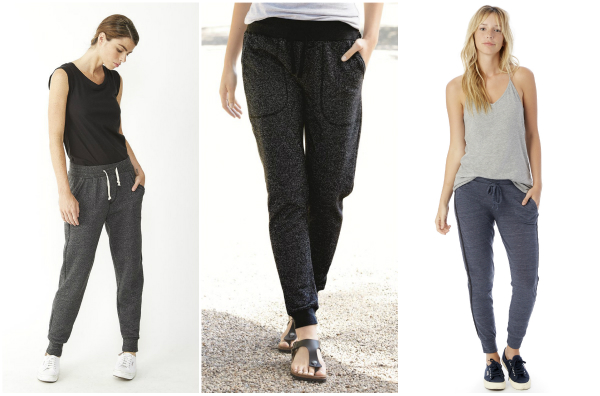 Best Jogger Pants for Fall from NYFifth