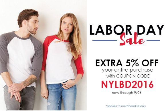 NYFifth Labor Day Sale 2016