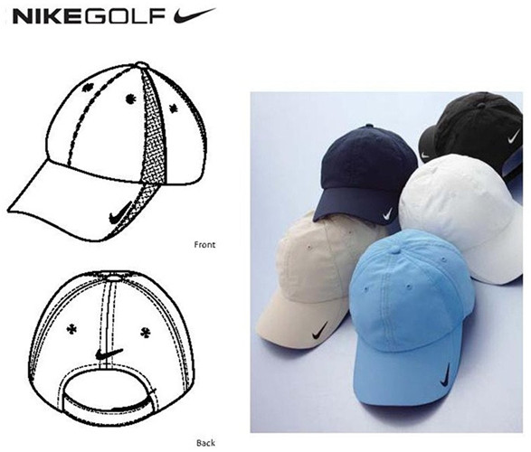 Nike Golf Dad Hat from NYFifth