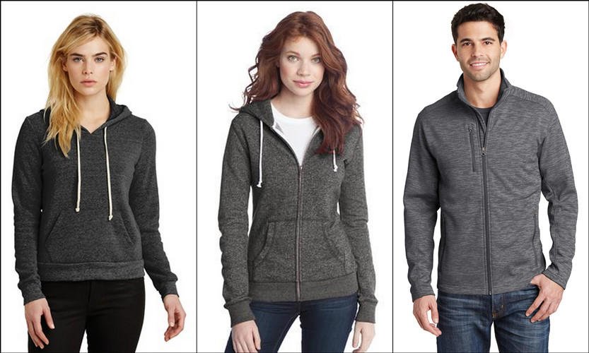 Popular Fleece Apparel for Men and Women from NYFifth