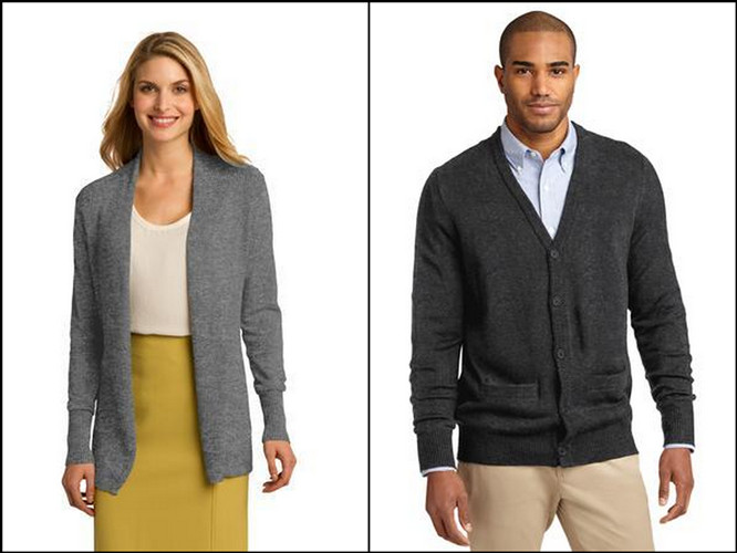 Port Authority Cardigans for Fall from NYFifth