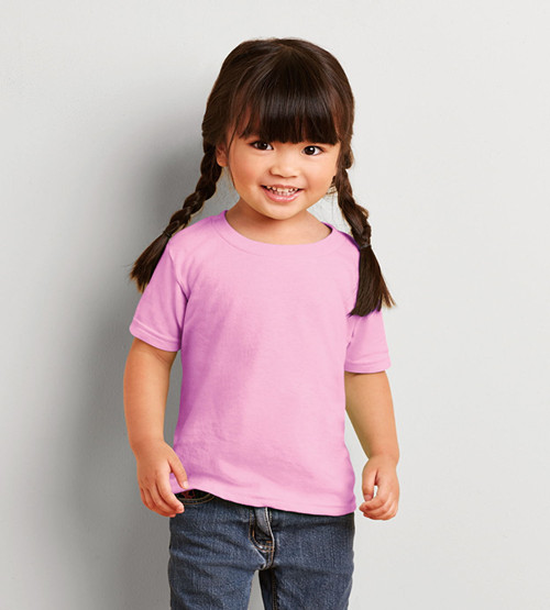 Gildan Toddler Heavy Cotton T Shirt from NYFifth