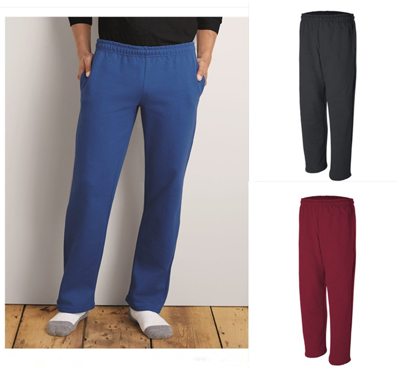 Gildan Sweatpants for Fall from NYFifth