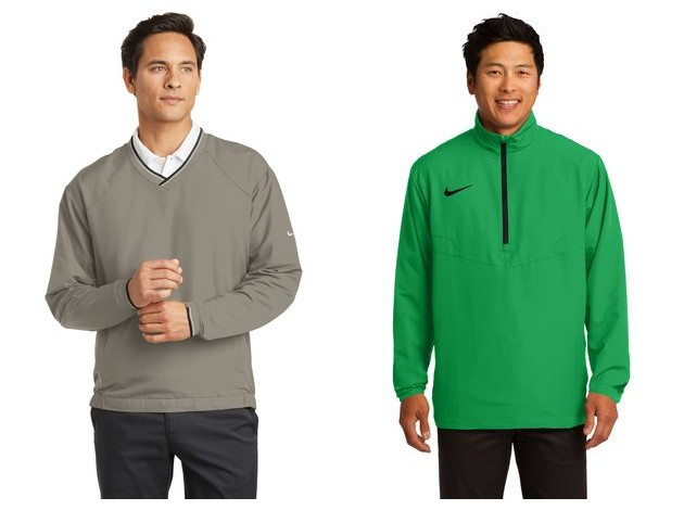 Nike Golf Windshirt for Fall from NYFifth