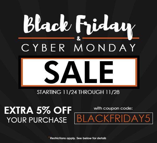 Black Friday And Cyber Monday Sale from NYFifth