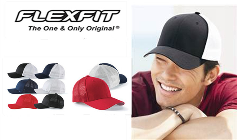Popular Flexfit Caps for Customization or Embroidery from NYFifth