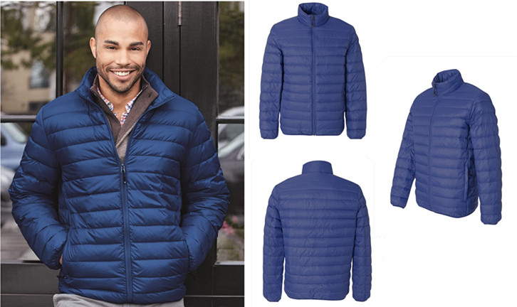 Weatherproof Mens Packable Down Jacket from NYFifth