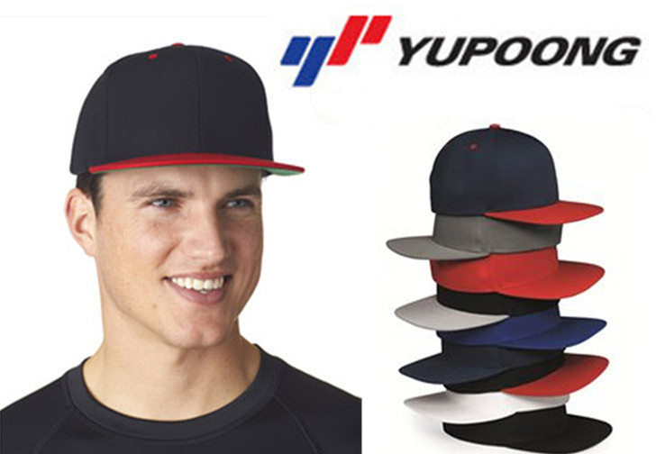 Popular Yupoong Caps for Customization or Embroidery from NYFifth