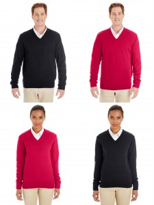 harriton-mens-ladies-pilbloc-v-neck-sweater-from-nyfifth