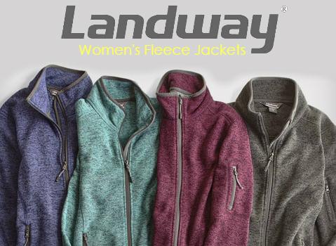 Landway Women's Fleece Jackets from NYFifth