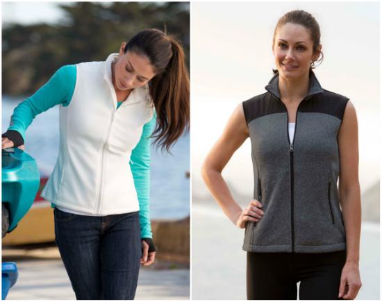 Landway Women's Fleece Vest from NYFifth