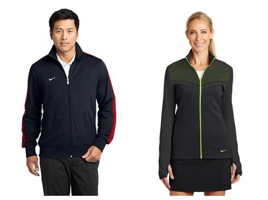 Nike Golf Jacket from NYFifth