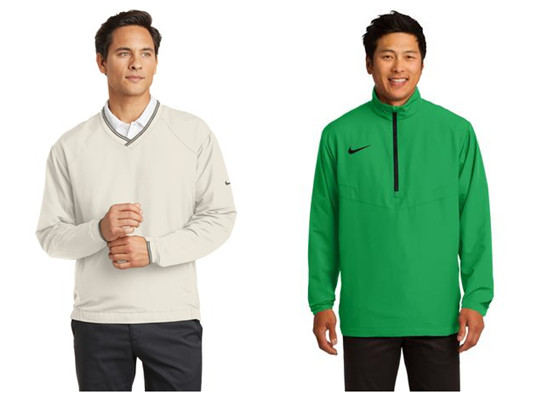 Nike Golf Wind Shirt from NYFifth